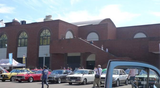 第8回小樽クラシックカー博覧会