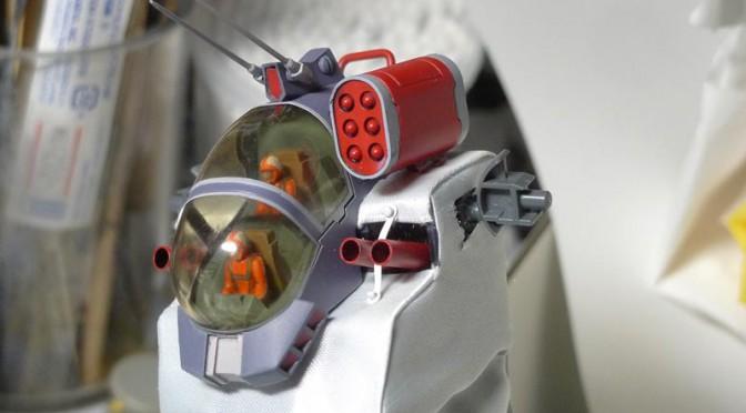 1/72 ソルティックH-128 ビッグフット(5)