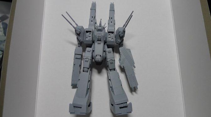 1/8000 マクロス強攻型(1)